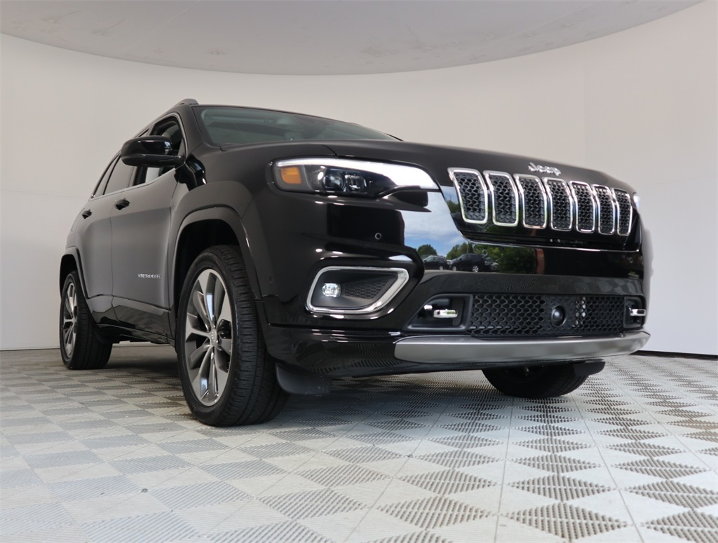 Certified Pre-Owned 2019 Jeep Cherokee Overland