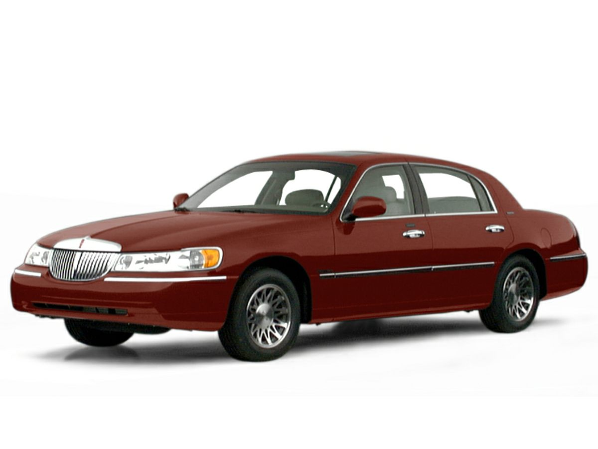 Used 2000 Lincoln Town Car For Sale Delray Beach Fl Ud2456a
