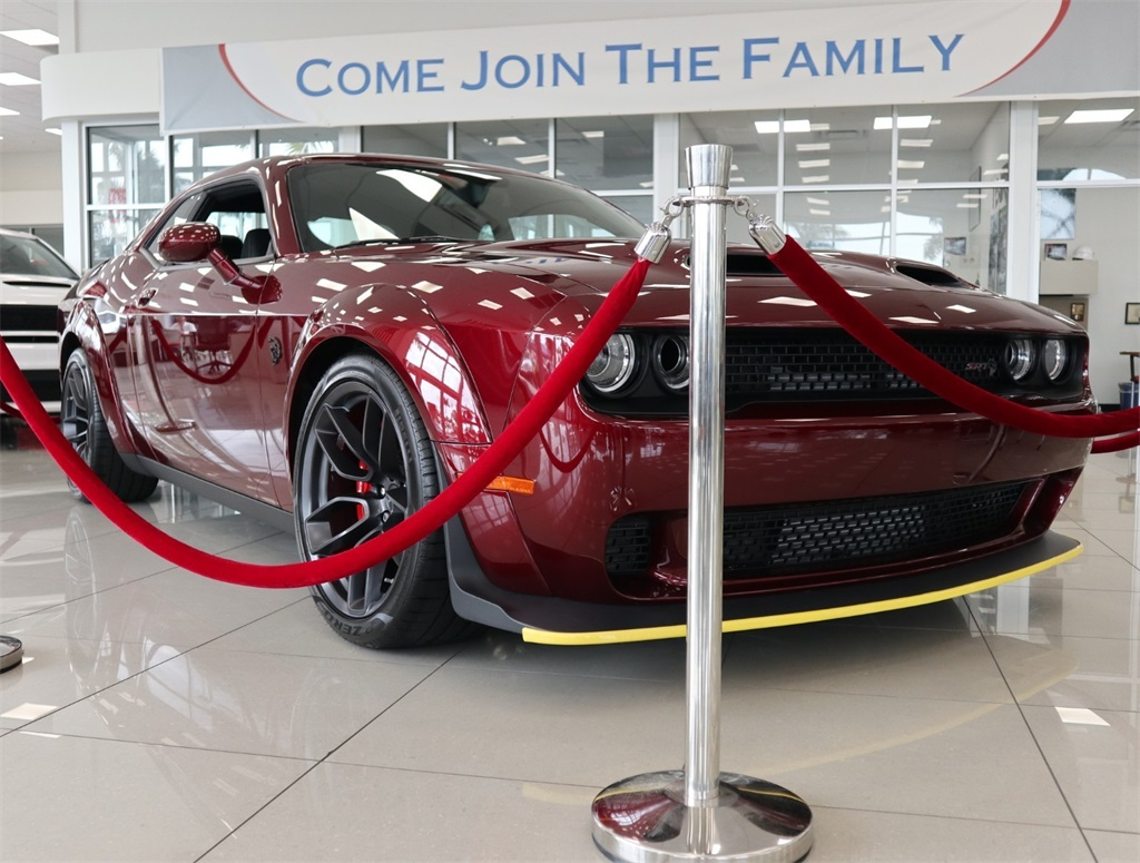 Hellcat Challenger For Sale >> New 2019 Dodge Challenger For Sale Delray Beach Fl 9d00562