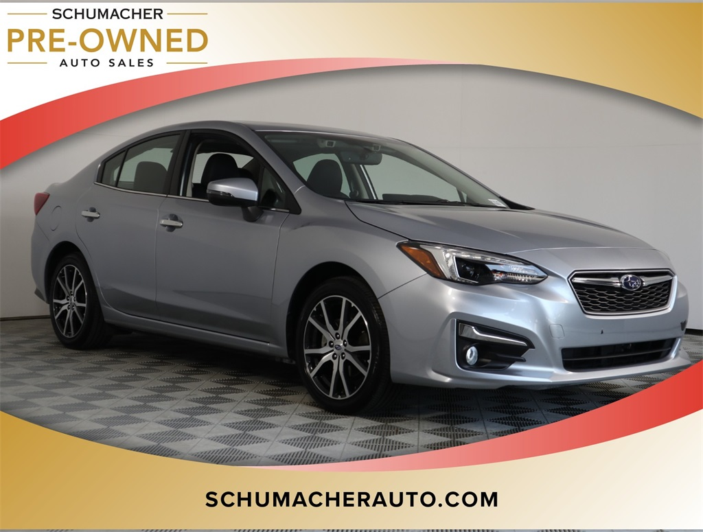 Pre-Owned 2019 Subaru Impreza 2.0i Limited