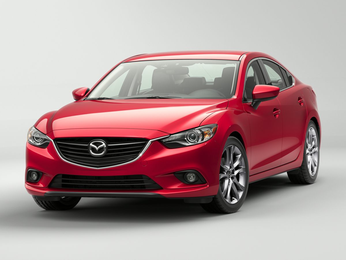 Lovely Pre Owned 2014 Mazda6 I Grand Touring