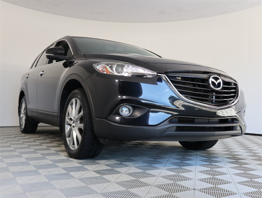 PRE-OWNED 2014 MAZDA CX-9 GRAND TOURING WITH NAVIGATION