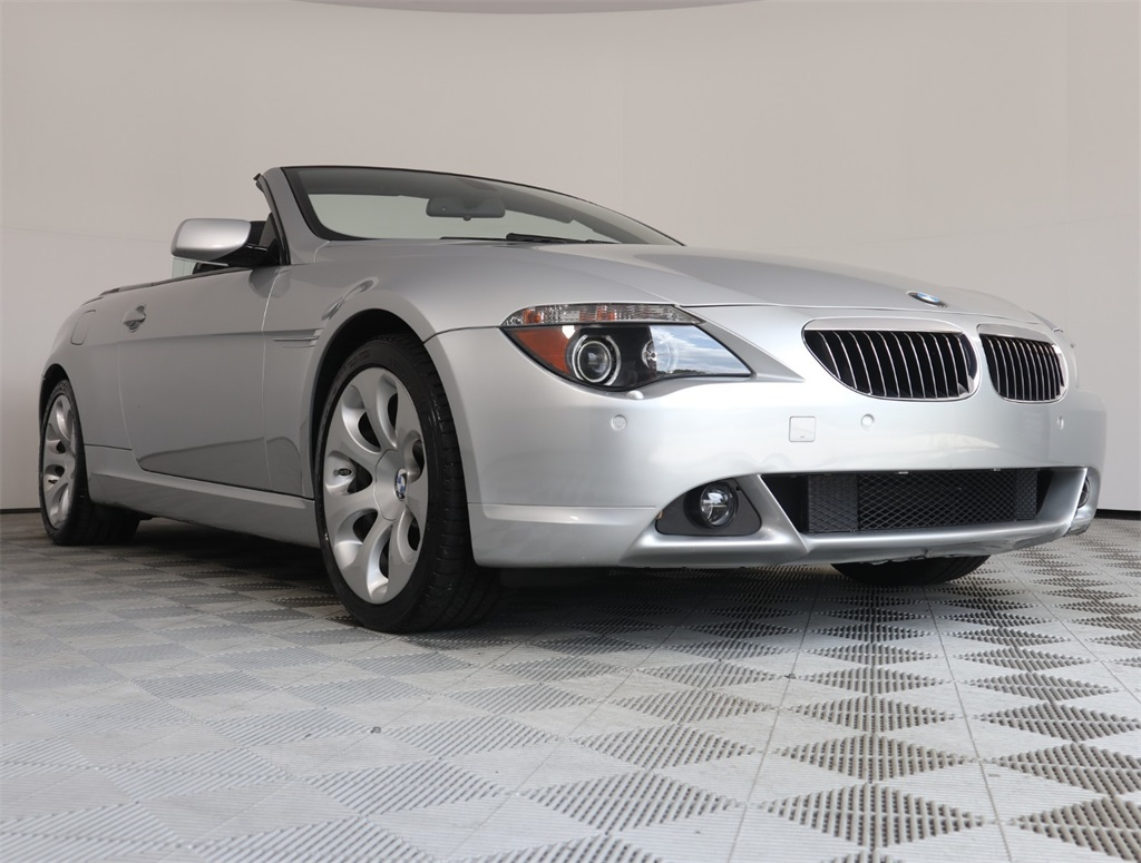 Pre-Owned 2007 BMW 6 Series 650i