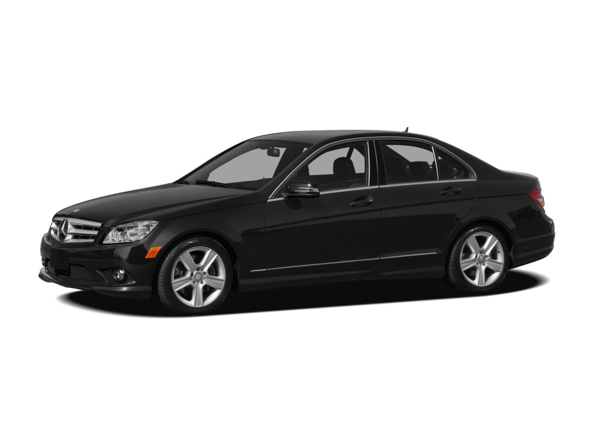 Pre Owned 2010 Mercedes Benz C Class C 300