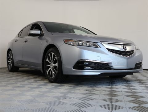 PRE-OWNED 2015 ACURA TLX 2.4L FWD 4D SEDAN
