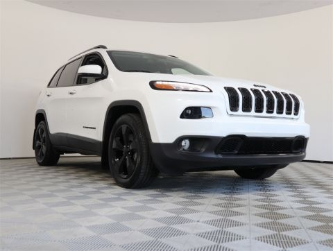 PRE-OWNED 2017 JEEP CHEROKEE LIMITED FWD 4D SPORT UTILITY