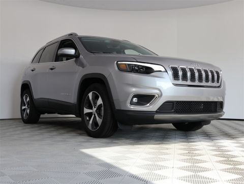 PRE-OWNED 2019 JEEP CHEROKEE LIMITED FWD 4D SPORT UTILITY