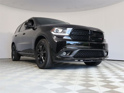 CERTIFIED PRE-OWNED 2018 DODGE DURANGO GT RWD 4D SPORT UTILITY