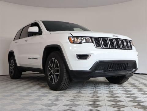 NEW 2019 JEEP GRAND CHEROKEE LAREDO E 4X2