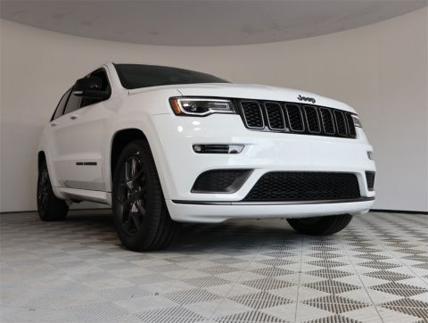 NEW 2020 JEEP GRAND CHEROKEE LIMITED X 4X2
