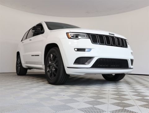NEW 2019 JEEP GRAND CHEROKEE LIMITED X 4X2