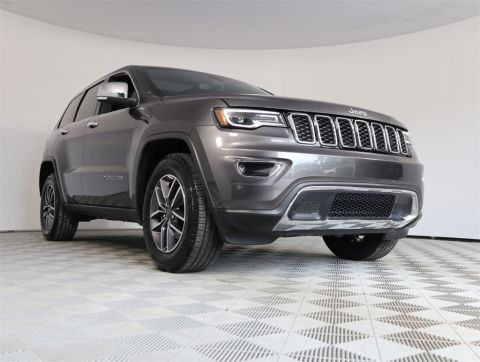 CERTIFIED PRE-OWNED 2019 JEEP GRAND CHEROKEE LIMITED RWD 4D SPORT UTILITY