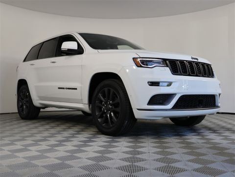 NEW 2019 JEEP GRAND CHEROKEE HIGH ALTITUDE 4X2