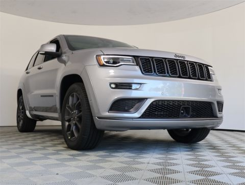 NEW 2020 JEEP GRAND CHEROKEE HIGH ALTITUDE 4X2