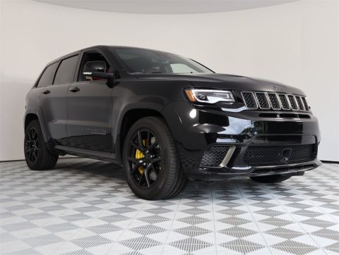 NEW 2018 JEEP GRAND CHEROKEE TRACKHAWK 4X4