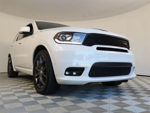 CERTIFIED PRE-OWNED 2018 DODGE DURANGO R/T WITH NAVIGATION