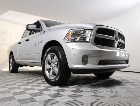 PRE-OWNED 2018 RAM 1500 EXPRESS RWD 4D EXTENDED CAB
