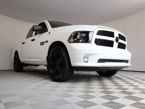 PRE-OWNED 2018 RAM 1500 EXPRESS RWD 4D CREW CAB