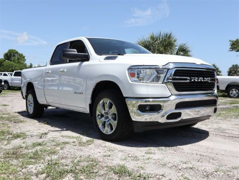 "NEW 2020 RAM 1500 BIG HORN QUAD CAB® 4X2 6'4"" BOX"