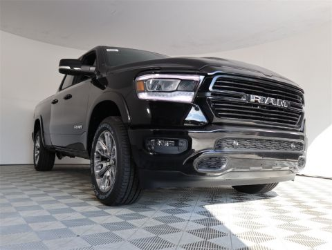 "NEW 2020 RAM 1500 LARAMIE QUAD CAB® 4X2 6'4"" BOX"