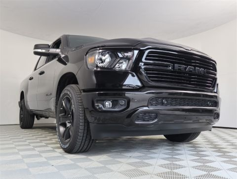 "NEW 2020 RAM 1500 BIG HORN CREW CAB 4X2 5'7"" BOX"