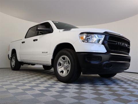 "NEW 2019 RAM 1500 TRADESMAN CREW CAB 4X2 5'7"" BOX"