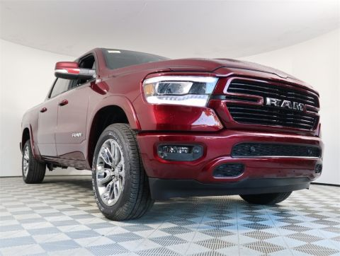 "NEW 2020 RAM 1500 LARAMIE CREW CAB 4X2 5'7"" BOX"