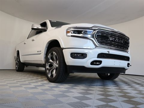 "NEW 2019 RAM 1500 LIMITED CREW CAB 4X4 5'7"" BOX"