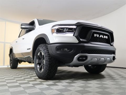 "NEW 2020 RAM 1500 REBEL CREW CAB 4X4 5'7"" BOX"