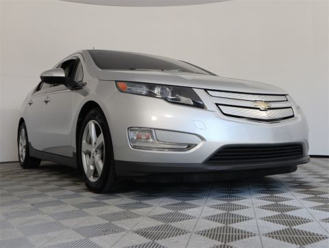 PRE-OWNED 2013 CHEVROLET VOLT BASE FWD 4D HATCHBACK