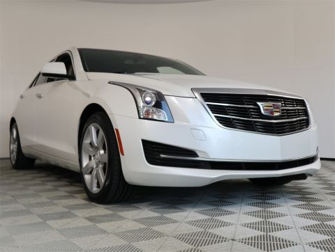 PRE-OWNED 2016 CADILLAC ATS 2.5L RWD 4D SEDAN