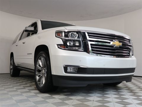 PRE-OWNED 2017 CHEVROLET SUBURBAN PREMIER RWD 4D SPORT UTILITY