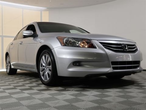 PRE-OWNED 2012 HONDA ACCORD EX FWD 4D SEDAN