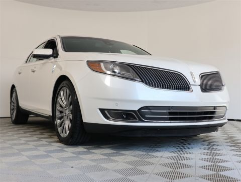 PRE-OWNED 2015 LINCOLN MKS BASE FWD 4D SEDAN
