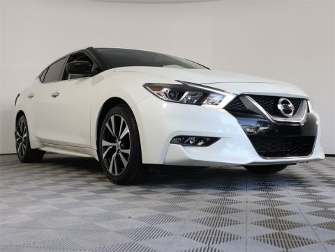 PRE-OWNED 2016 NISSAN MAXIMA 3.5 S FWD 4D SEDAN