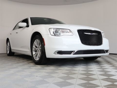 CERTIFIED PRE-OWNED 2019 CHRYSLER 300 TOURING RWD 4D SEDAN