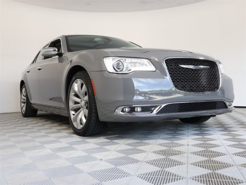 CERTIFIED PRE-OWNED 2018 CHRYSLER 300 LIMITED RWD 4D SEDAN