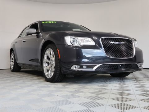 CERTIFIED PRE-OWNED 2019 CHRYSLER 300C C RWD 4D SEDAN
