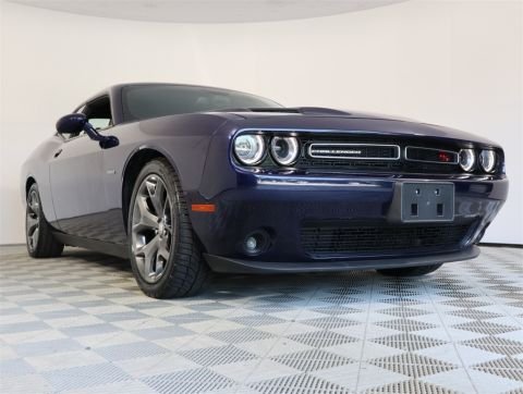CERTIFIED PRE-OWNED 2016 DODGE CHALLENGER R/T RWD 2D COUPE