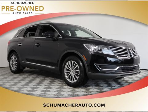 PRE-OWNED 2017 LINCOLN MKX SELECT FWD 4D SPORT UTILITY