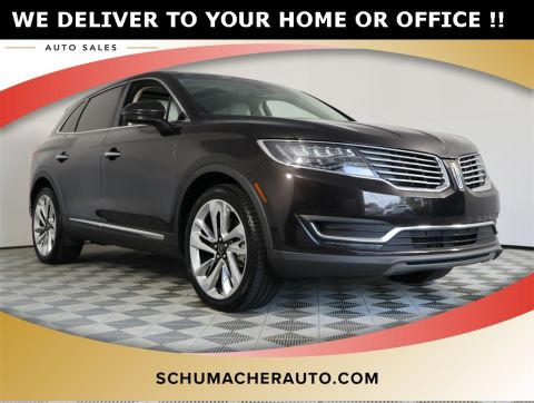 PRE-OWNED 2018 LINCOLN MKX BLACK LABEL WITH NAVIGATION