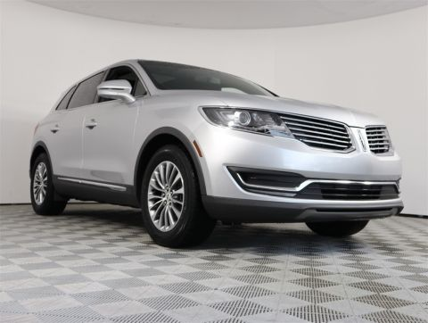 PRE-OWNED 2016 LINCOLN MKX SELECT FWD 4D SPORT UTILITY