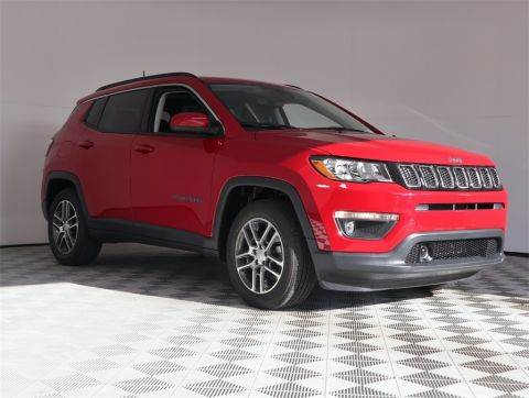 NEW 2020 JEEP COMPASS SUN AND SAFETY FWD