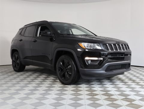 NEW 2020 JEEP COMPASS ALTITUDE FWD
