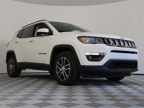NEW 2019 JEEP COMPASS SUN & WHEEL FWD