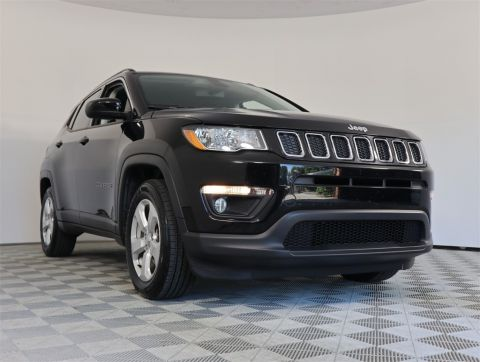 PRE-OWNED 2019 JEEP COMPASS LATITUDE FWD 4D SPORT UTILITY