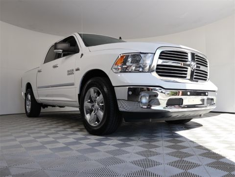 PRE-OWNED 2017 RAM 1500 BIG HORN RWD 4D CREW CAB