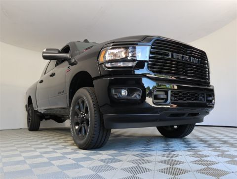 "NEW 2019 RAM 2500 BIG HORN MEGA CAB® 4X4 6'4"" BOX"