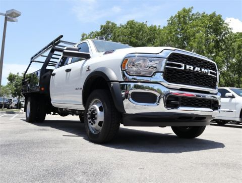 "NEW 2019 RAM 4500 TRADESMAN CHASSIS CREW CAB 4X4 173.4"" WB"