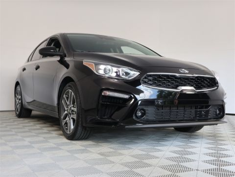 PRE-OWNED 2019 KIA FORTE S FWD 4D SEDAN
